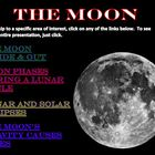 The Moon PowerPoint Presentation-Phases, Features, Eclipse