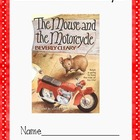 The Mouse &amp; the Motorcycle Student Comprehension Guide