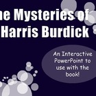 The Mysteries of Harris Burdick, PowerPoint with Questions