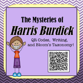 The Mysteries of Harris Burdick:  QR, Questioning, Writing