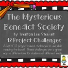 &quot;The Mysterious Benedict Society&quot;, by T. Stewart, Project 
