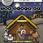 The Nativity:  An Interactive Lift-the-Flap Book