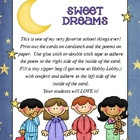 The Night Before School Starts Card