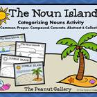The Noun Islands  (Categorizing Nouns Activity)