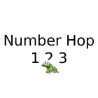 The Number Hop an interactive ppt. for number recognition