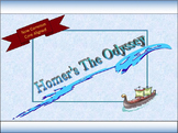 The Odyssey Novel Study Unit ~ Includes Reproducible Graph