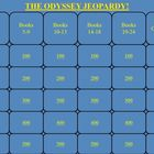 The Odyssey by Homer Jeopardy PowerPoint Game