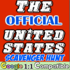 The Official US Constitution Scavenger Hunt!