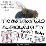 The Old Lady Who Swallowed a Fly Reader's Theater