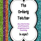 The Orderly Teacher Diva