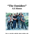 The Outsiders By S.E Hinton Booklet