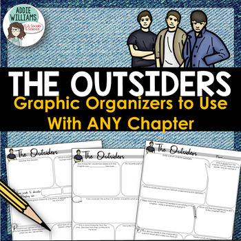 """The Outsiders"" Chapter Thoughts / Reflection - Good for a"