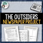 &quot;The Outsiders&quot; Newspaper Project
