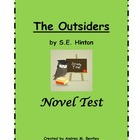 The Outsiders Novel Test