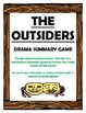 The Outsiders - Summary Drama Review Game