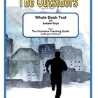 The Outsiders       Whole Book Test