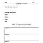 The Outsiders Worksheets Unit Test Quiz Essay Projects Questions