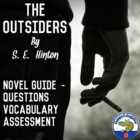 The Outsiders by S.E. Hinton Novel Study