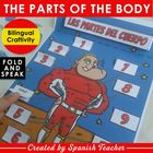 The Parts of the Body - BILINGUAL CRAFTIVITY