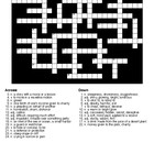 The Pearl Vocabulary Crossword Puzzle, Word Search and KEYs