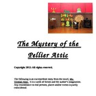 """The Pellier Attic Mystery"" A Readers Theatre Script [Thea"