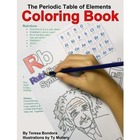 The Periodic Table of Elements Coloring Book (Digital)