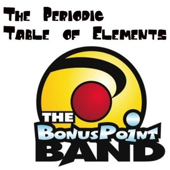 """""""The Periodic Table of Elements"""" (MP3 - song)"""