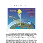 The Physics of Gloabl Warming