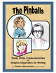 The Pinballs  Think, Write, Create Activities and Graphic