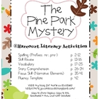 The Pine Park Mystery (Harcourt)