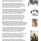 The Plains Indians (4) - poem, worksheet and puzzle