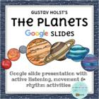 """The Planets,"" Holst: Elementary Music Lesson"