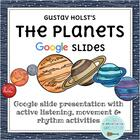 &quot;The Planets,&quot; Holst: Elementary Music Smart Board Lesson