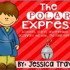 The Polar Express {A Packet of Math &amp; Literacy Activities!}