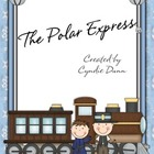 The Polar Express Gameboard