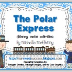 The Polar Express {Literacy Center Activities}