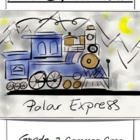 The Polar Express Math - Grade 2 Common Core Aligned