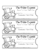 The Polar Express Tickets (eng)- free