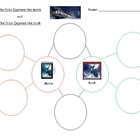 The Polar Express comparison movie to book bubble map
