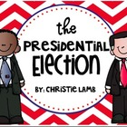 The Presidential Election {Math & Literacy Fun!}