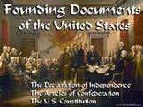 The Primary Source - Historical Documents: The Founding Period