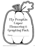 The Pumpkin Caper Measuring & Graphing Pack