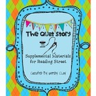 The Quilt Story Supplemental Materials for Reading Street