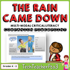 The Rain Came Down by David Shannon Multimodal PowerPoint