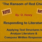 &quot;The Ransom of Red Chief&quot; PPT PDF Files- Assessment and Ac