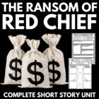 The Ransom of Red Chief - Questions, Activities, Projects,
