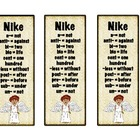 The Reading Olympians Bookmarks Complete Set