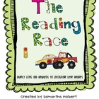 The Reading Race, Fluency Logs and Rewards