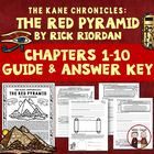 The Red Pyramid Comprehension Questions Chapters 1-10 and Key