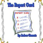 The Report Card by Clements Reading Response Literature Ci